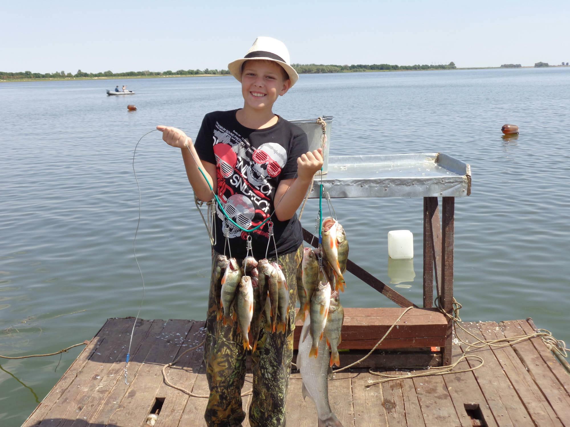 куда лучше всего ехать в астрахань на рыбалку