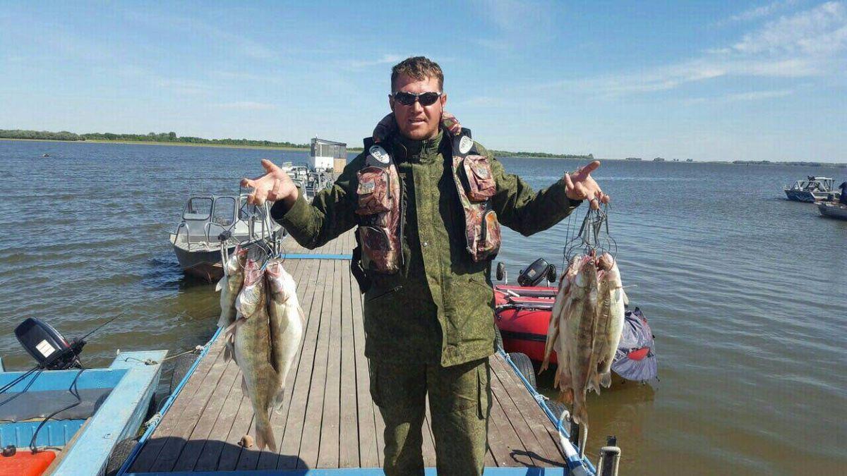 Прогноз клева рыбы в саракташе оренбургской области