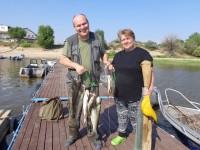 Отдыхаем на рыбалке!