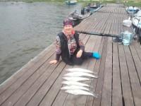 Ловим рыбу в июле
