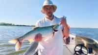 Рыбалка на жереха в Астрахани