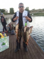 Конечно на рыбалку
