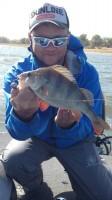 Рыбаки довольны