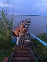 Майская рыбалка