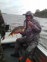 Рыбалка удалась